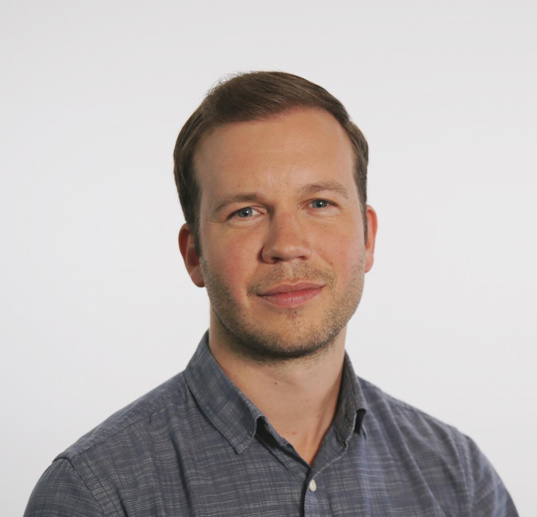 Geschäftsführer Michael Früh
